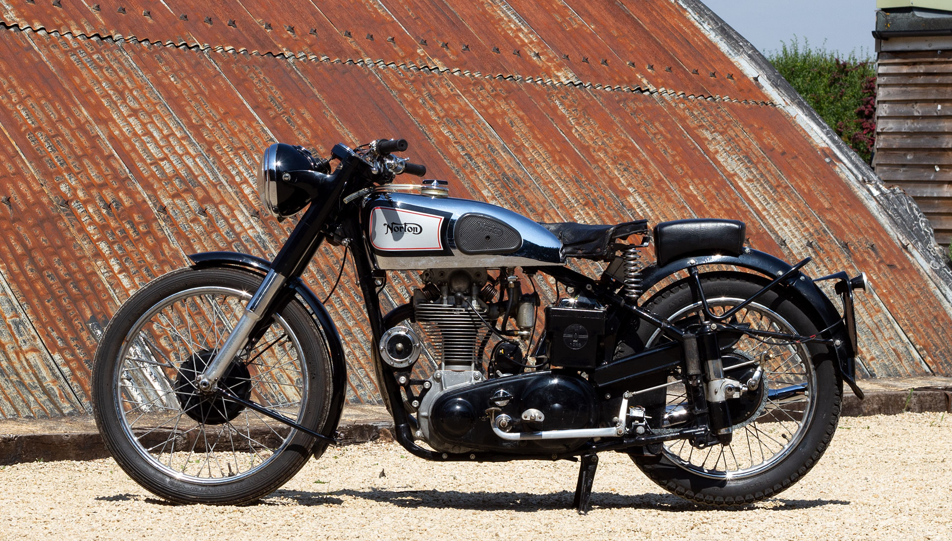 1939 Norton M40 International for sale at The Classic Motor Hub