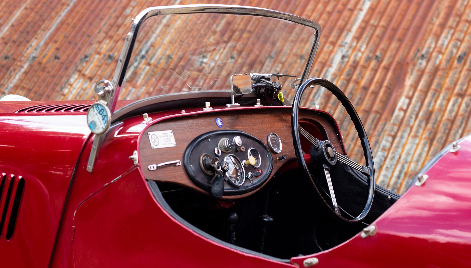 1950 Morgan F Super for sale