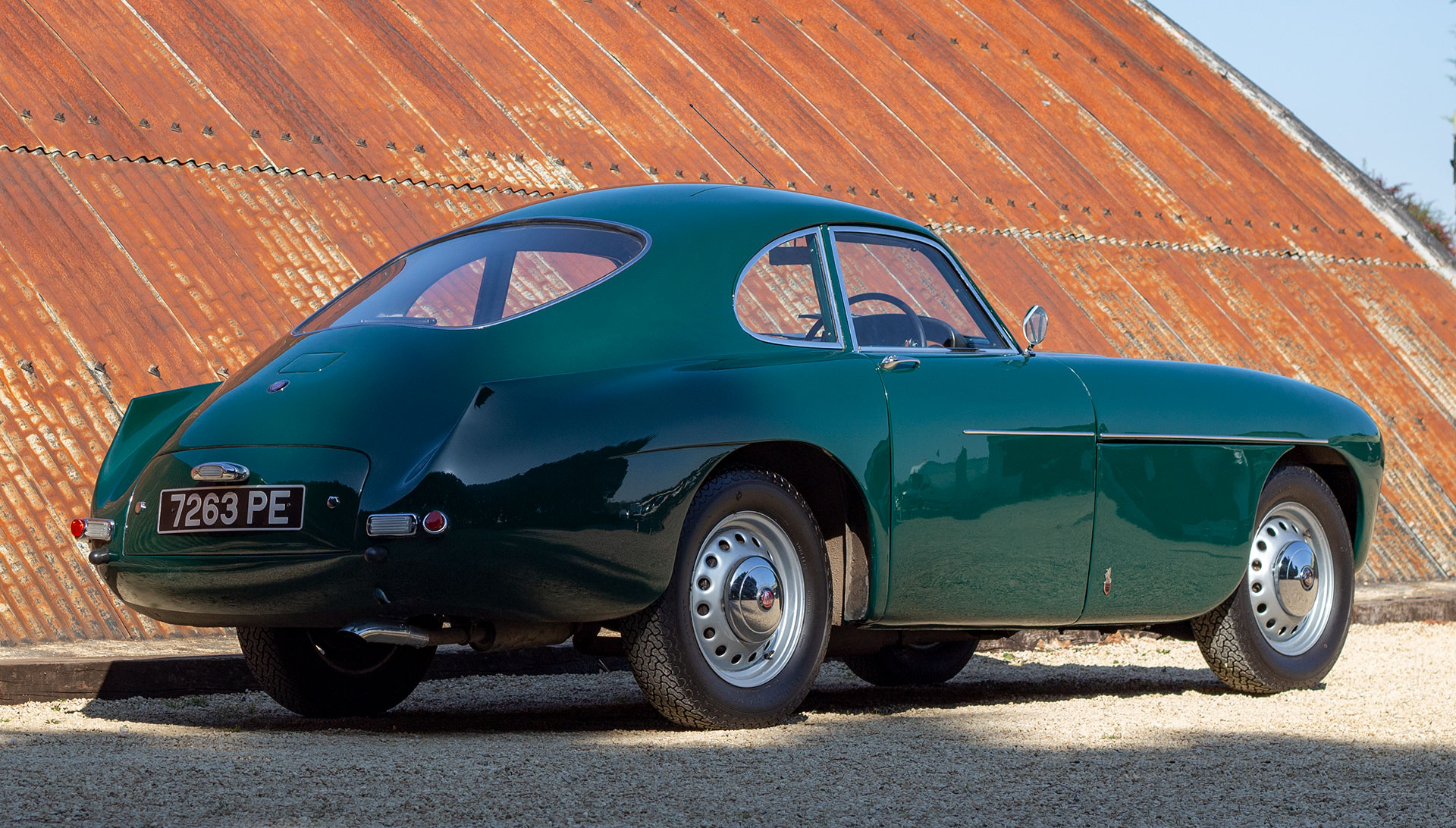 1955 Bristol 404 Coupé for sale at The Classic Motor Hub