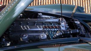 1955 Jaguar XK140 FHC - FIA Specification - For Sale at The Classic Motor Hub
