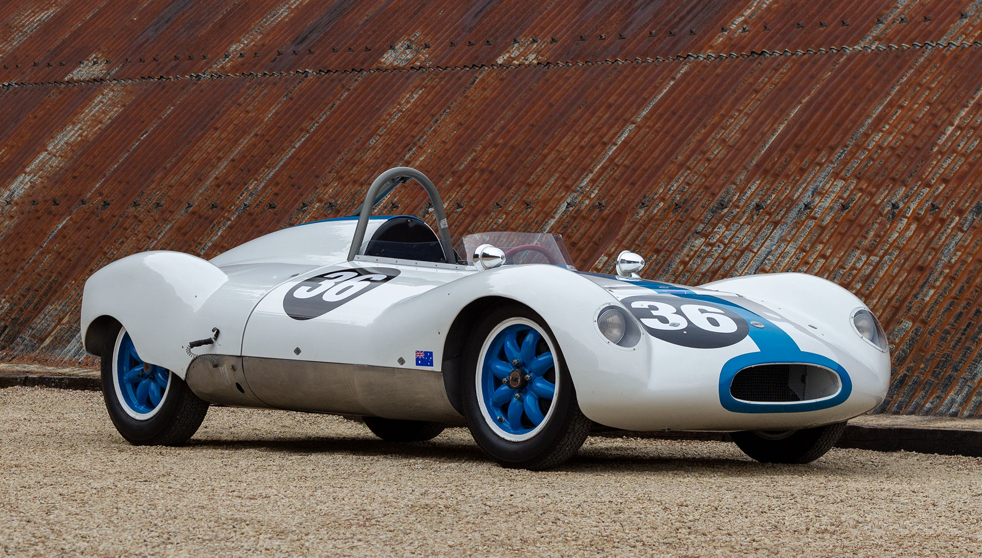 1956 COOPER T39 BOBTAIL for sale at The Classic Motor Hub