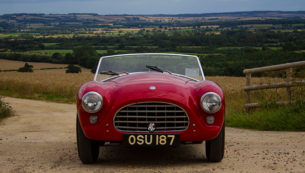 1957 AC Ace Bristol - For Sale at The Classic Motor Hub