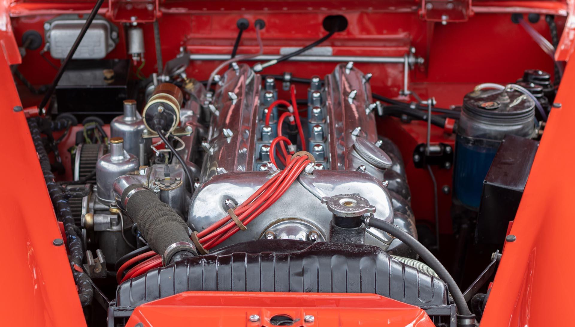 1958 Jaguar XK150 SE OTS for sale at The Classic Motor Hub