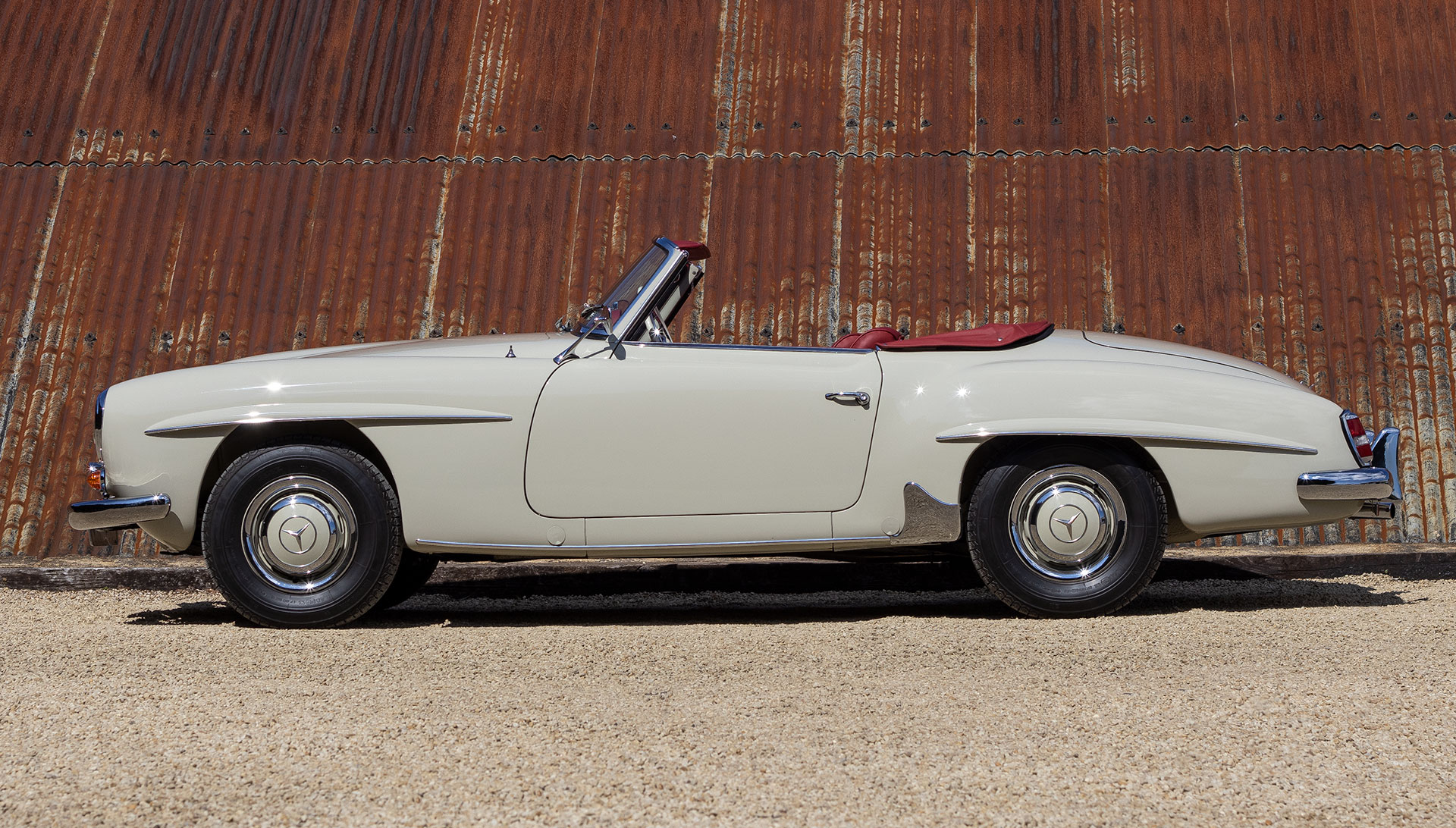 1959 Mercedes-Benz 190 SL for sale at The Classic Motor Hub