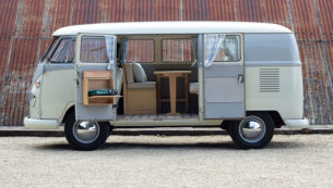 1965 VW Splitscreen Camper - For Sale at The Classic Motor Hub