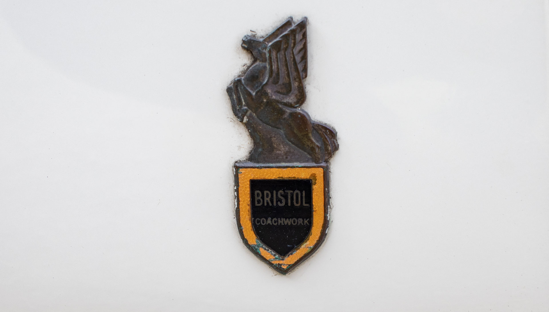 1957 Bristol 405 Sports Saloon for sale at The Classic Motor Hub