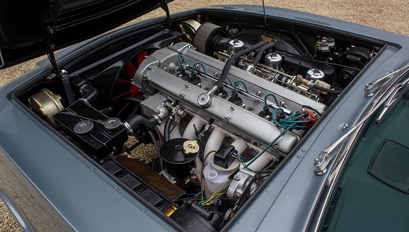 1970 Aston Martin DBS 6-Cylinder for sale at The Classic Motor Hub