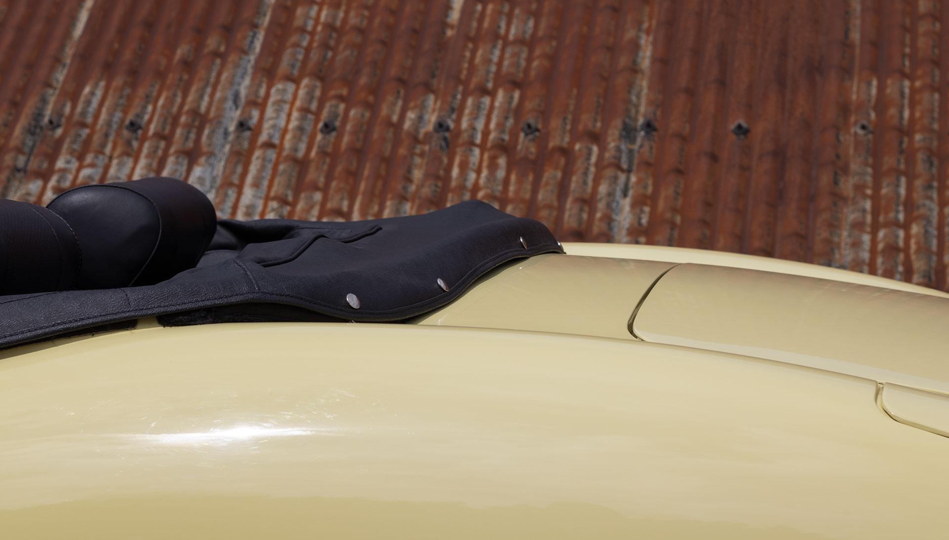 1972 Jaguar E-type Series III Roadster for sale at The Classic Motor Hub