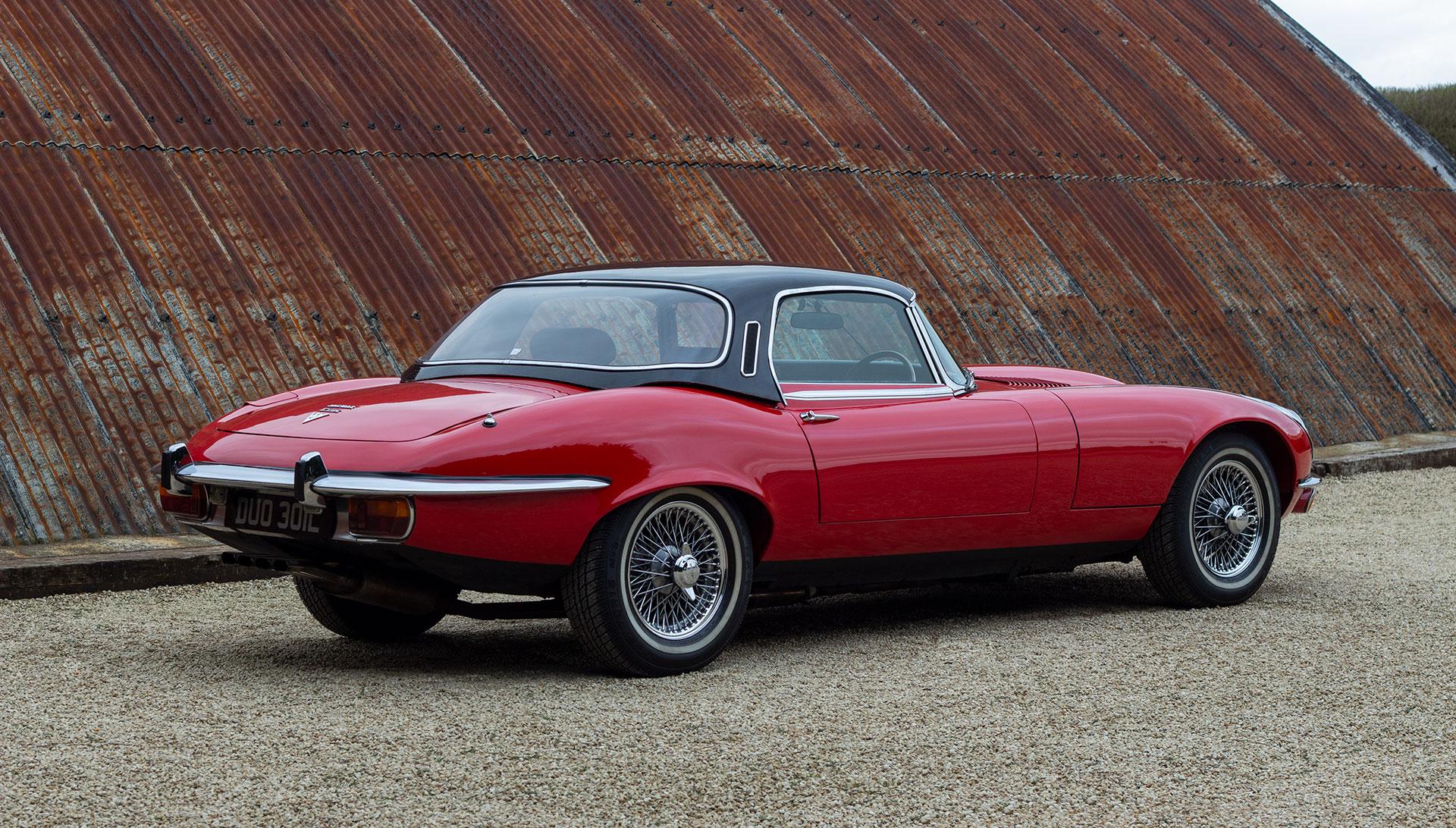 1973 Jaguar E-Type V12 for sale