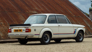 1974 BMW 2002 Turbo for sale at The Classic Motor Hub