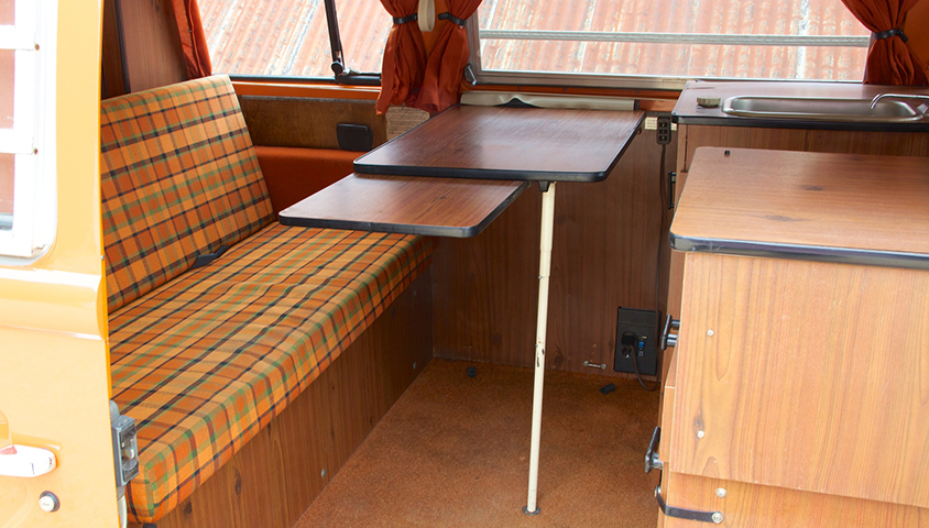 1974 VW Type 2 Westfalia Camper