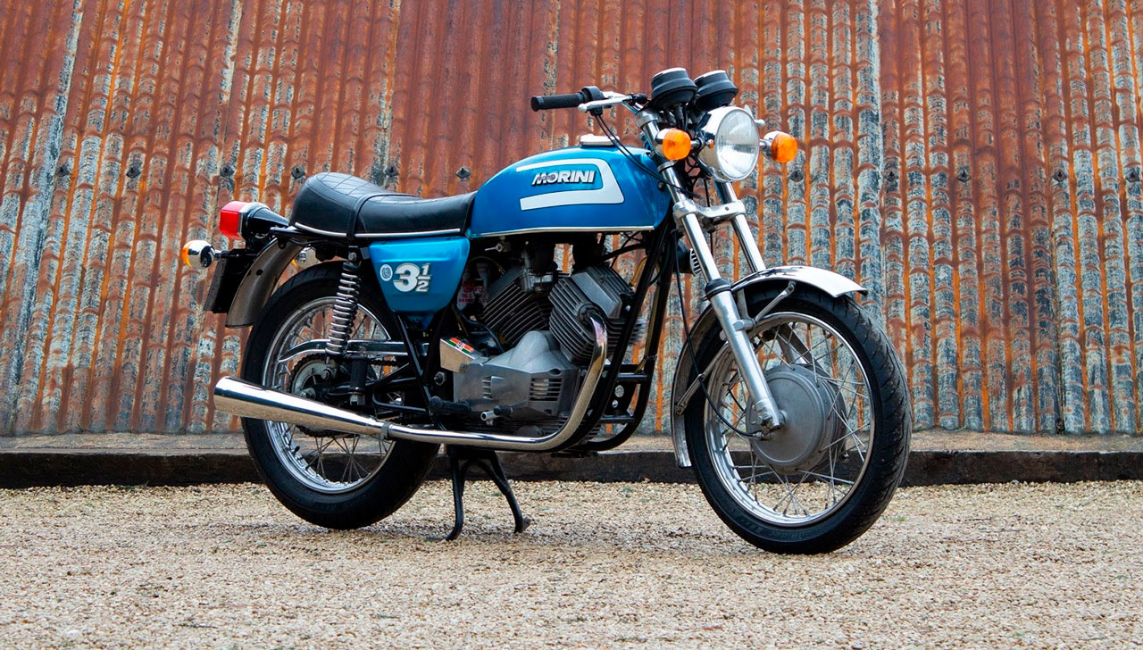 1975 Moto Morini 3 1/2 for sale
