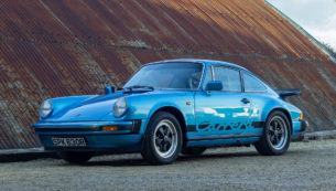 1977 Porsche 911 Carrera 3 Sport for sale at The Classic Motor Hub
