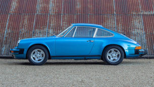 1977 911 Carrera 3.0 - Left Side