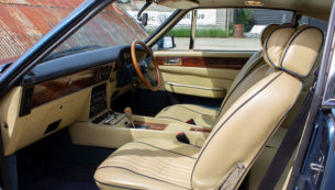 1986 Aston Martin V8 Vantage Series V - For Sale at The Classic Motor Hub