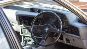 1989 BMW 635 CSi Highline