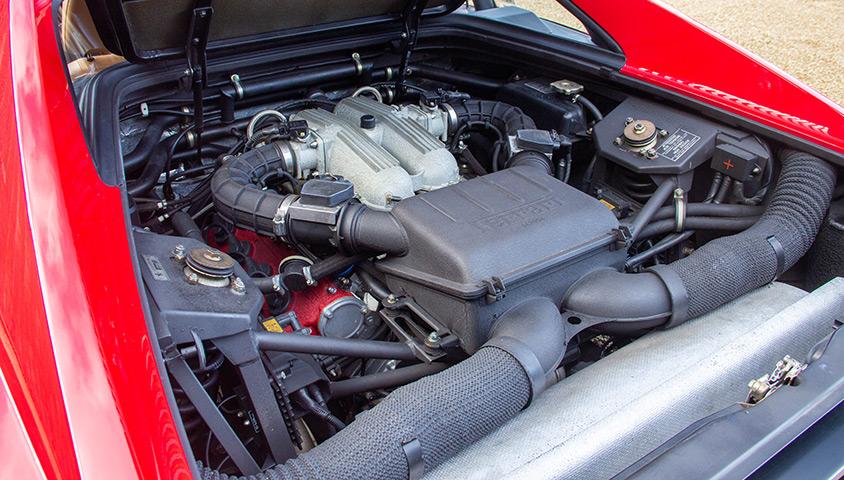 1993 Ferrari 348 TB For Sale - Engine Bay