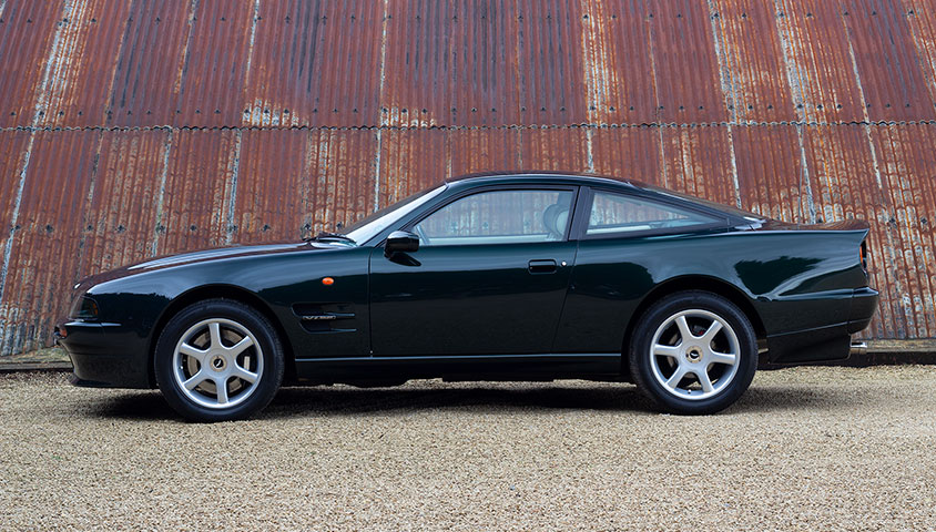 1996 Aston Martin V8 Coupe for sale at The Classic Motor Hub