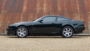 1997 Aston Martin Vantage V550 for sale at The Classic Motor Hub
