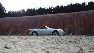 1998 Mercedes Benz SL320 for sale at The Classic Motor Hub