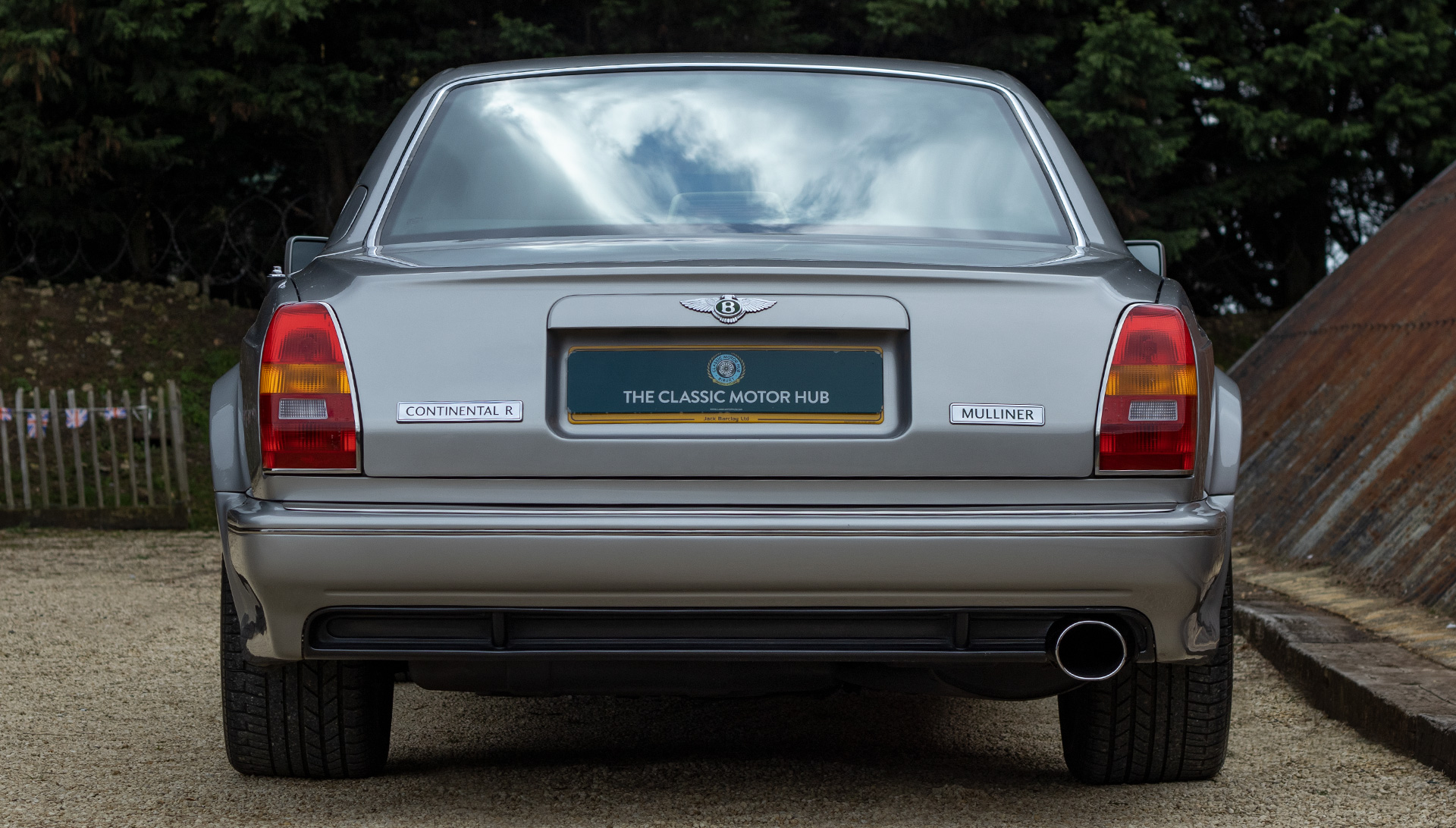 Bentley Continental R Mulliner for sale at The Classic Motor Hub