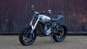 2019 CCM Spitfire Flat Tracker Henry Cole for sale at The Hub
