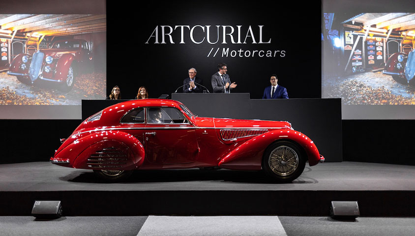 Market report – The Hub's Expert Take on The Retromobile Auctions and Exhibition