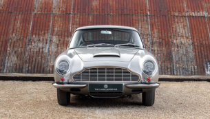 1966 Aston Martin DB6 Vantage - For Sale at The Classic Motor Hub