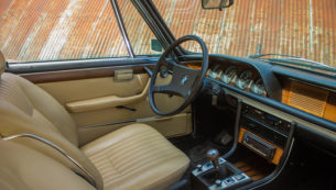 1973 BMW 3.0 CSi For Sale at The Classic Motor Hub