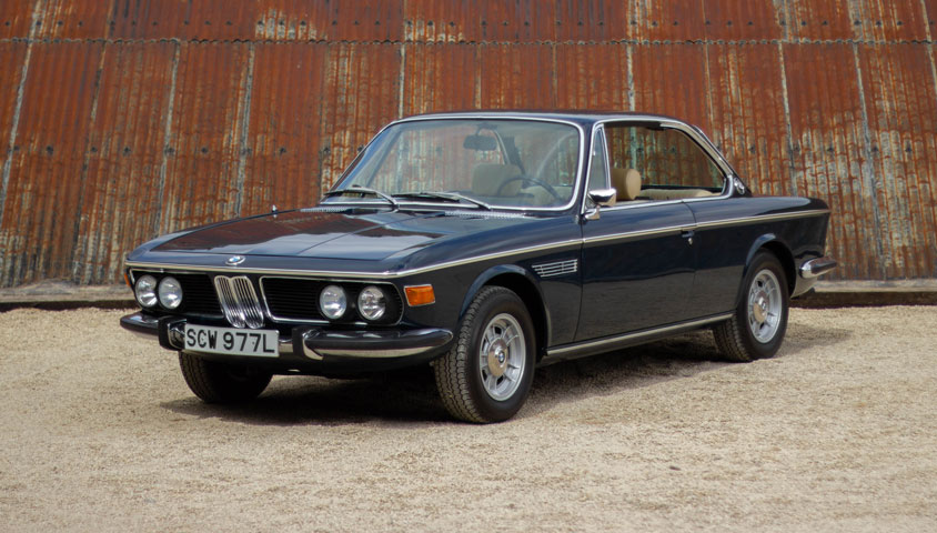 BMW 3.0 CSi for sale at The Classic Motor Hub