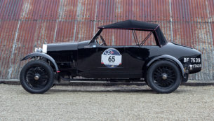 1927 Bugatti Type 40 - For Sale at The Classic Motor Hub