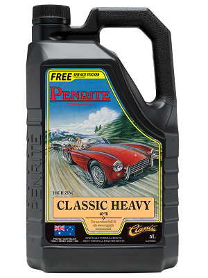 Penrite Classic Heavy engine oil 40w/70