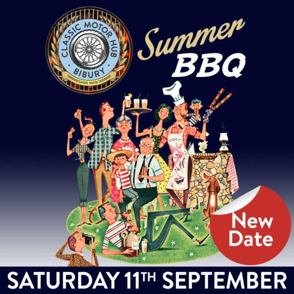 Classic Motor Hub Summer BBQ - Revised Date
