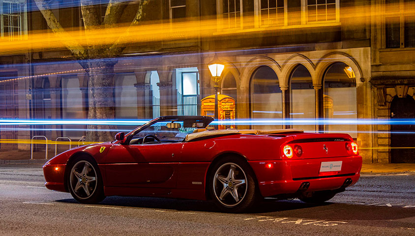 The Ferrari 355 Spider: Perfection spoilt?