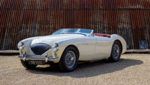 Austin-Healey 100/4 For sale at The Classic Motor Hub