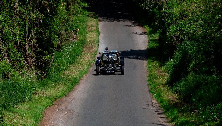 Lagonda at Le Mans - The History of the Winning Lagonda M45 Team Car