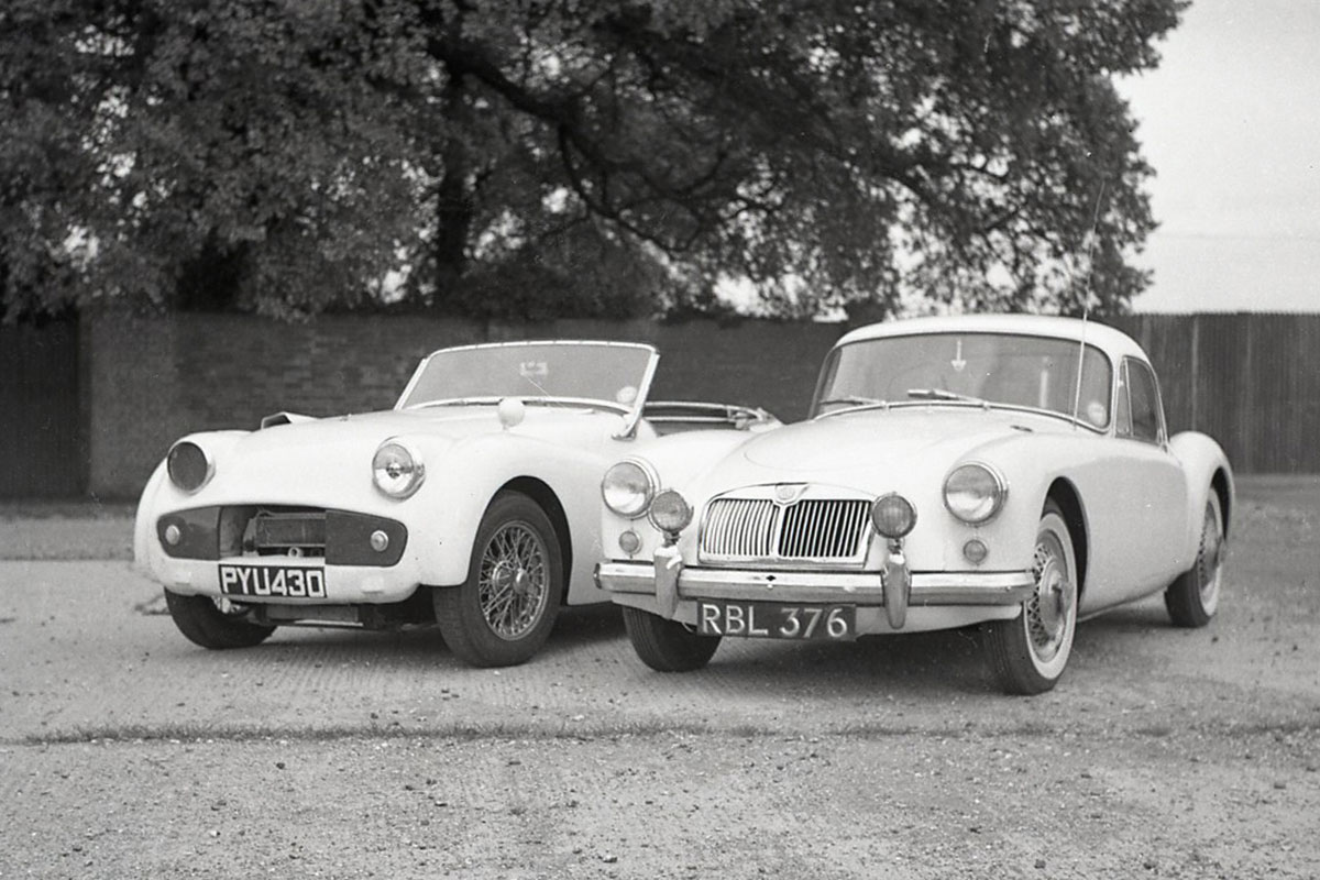MGA 1500 FHC - A Car That Sparks Memories for Many