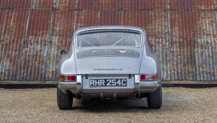 1965 Porsche 911 SWB 2.0L For Sale - Rear