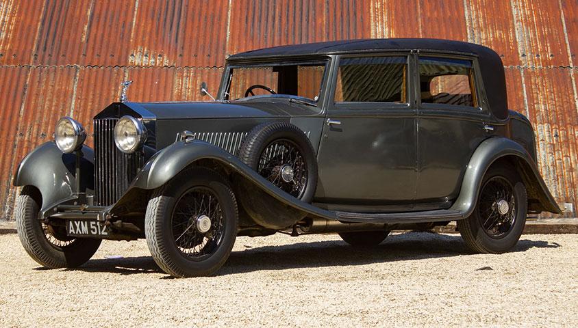 Rolls-Royce 20/25 for sale