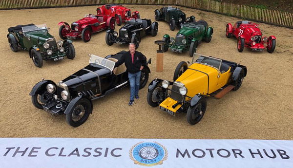 Martin Chisholm Collectors Cars at The Hub