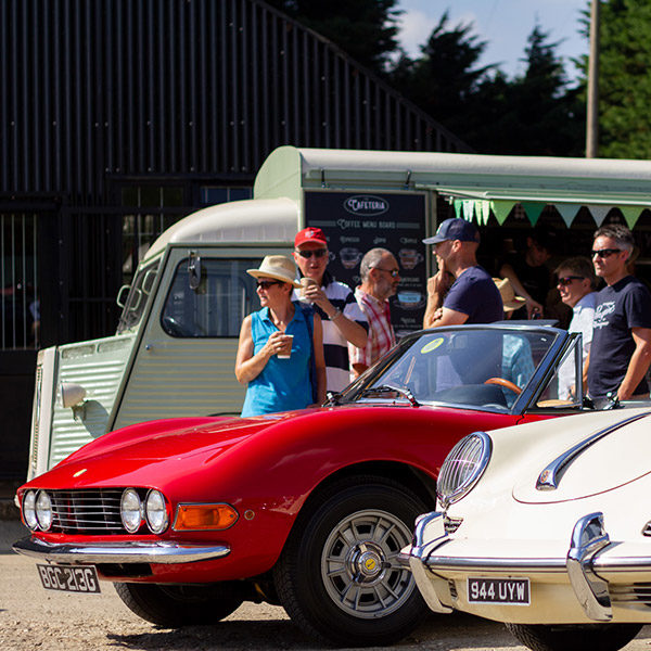 Classic Motoring Events