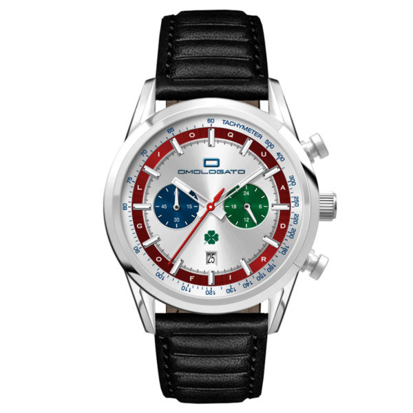Omologato Evolution of Quadrifoglio Watch - Buy at The Classic Motor Hub