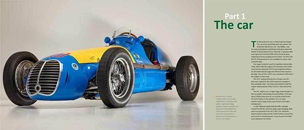 Porter Press Maserati 4CLT Chassis No. 1600