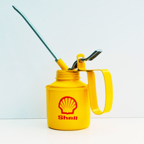 Shell Oil Lubrication Can - Buy at The Classic Motor Hub