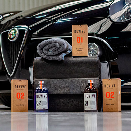 Revive Auto Apothecary Products